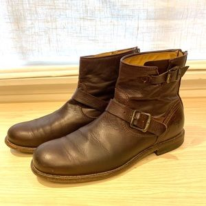 Frye Men's Engineer Boot - Brown